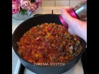 Лагман к обеду (рецепт под видео)