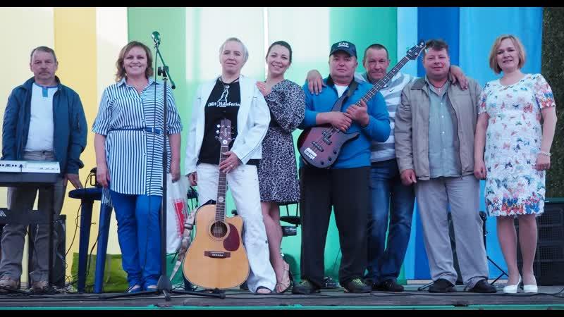 Ансамбль Возрождение Концерт в Винницах 15 06 2019 г