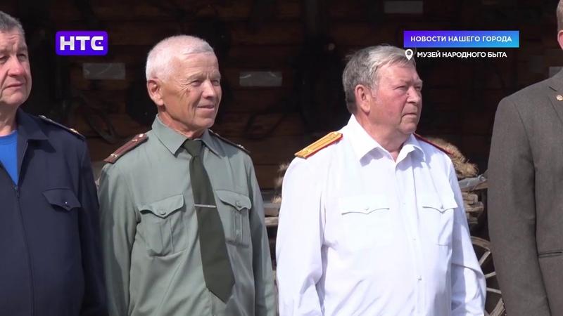 В Ирбите прошли празднования дня танкистов