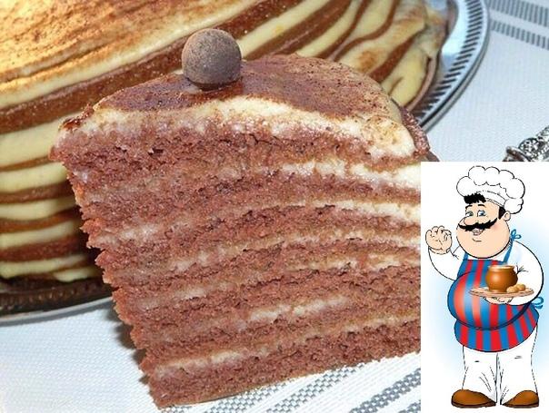 Не торт, а настоящий восторг