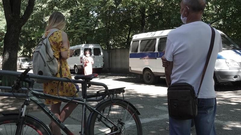 У задержанных в Бобруйске наблюдателей прошли осмотры квартир. Изъята техника Новости Бобруйска