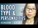Blood Types Personality Type B are Players KWOW 62
