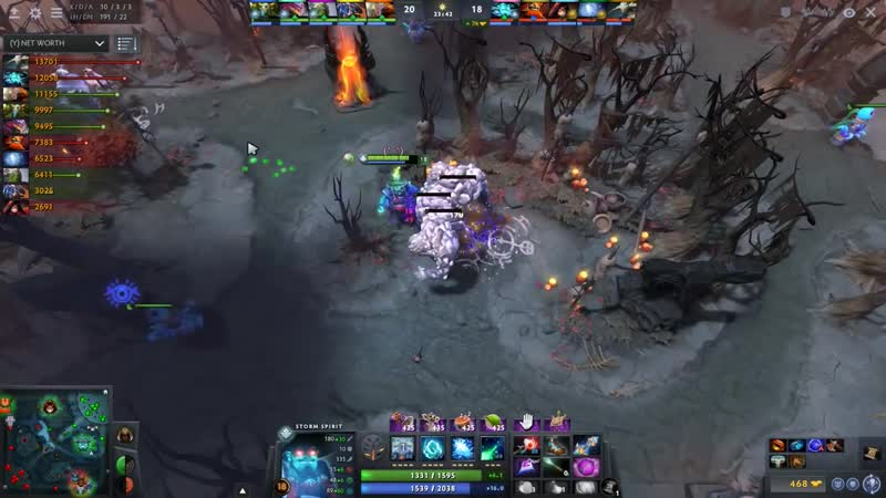 Miracle Is Back To Solo Ranked With His Main Account Rampage Like M GOD EPIC Gameplay Dota 2