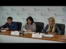 Брифинг об участии делегации ЛНР в конференции о сотрудничестве регионов России и Донбасса
