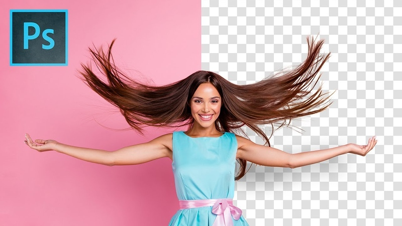 Precisely Cut Out Hair Using Color Range in Photoshop!