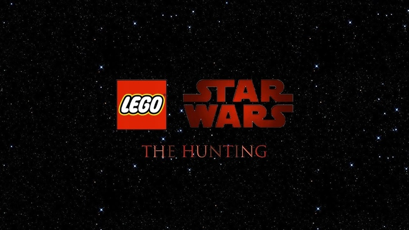 Lego Star Wars The Hunting