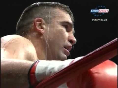 Peter Aerts vs Hiraku Hori K 1 World Grand Prix 2006 in Seoul