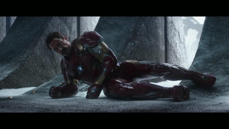 MU Fragments Первый Мститель Противостояние Тони Старк против Стива Роджерса и Баки Барнса