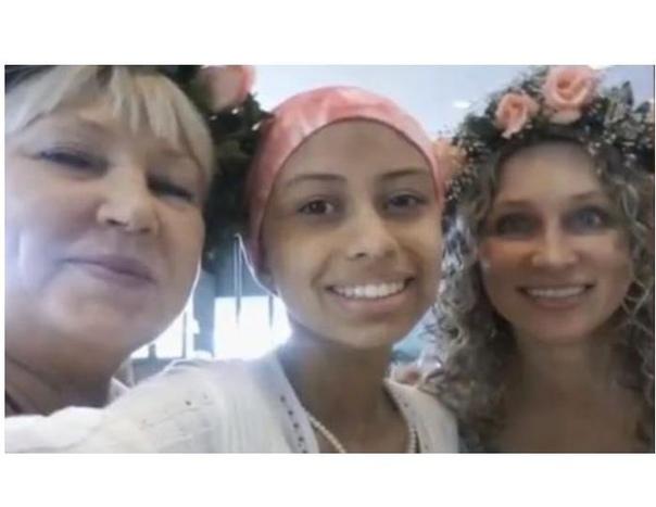 Татьяна Покровская впервые рассказала о смерти 15-летней внучки от рака.