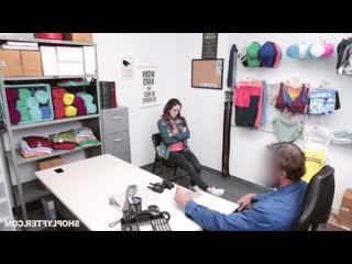 ShopLyfter: Lily Glee - fuck sexy lyfter in magazine (porno,sex