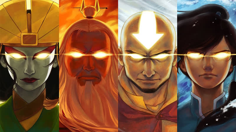 Avatar The Last Airbender Nice to see you again TwinkleToes