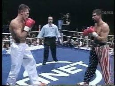 Rick The Jet Roufus vs Rob Kaman 1st fight - 12-20-91 2nd fight - 2-05-94