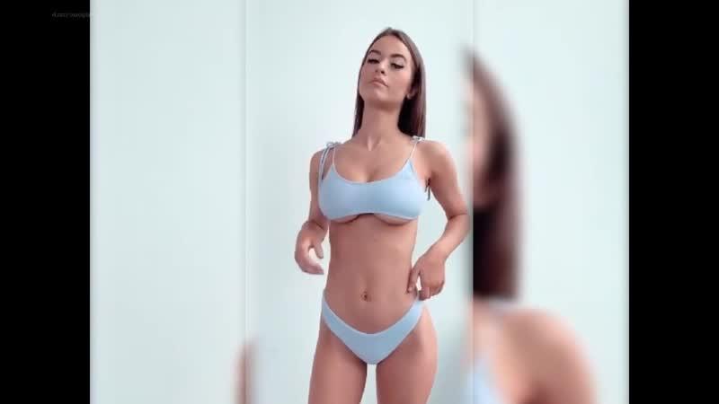 Emily Elizabeth Compilation 2019 Nude Sexy pov blowjob deepthroat hot wife strip cum anal plug suck skinny mother cock doggy