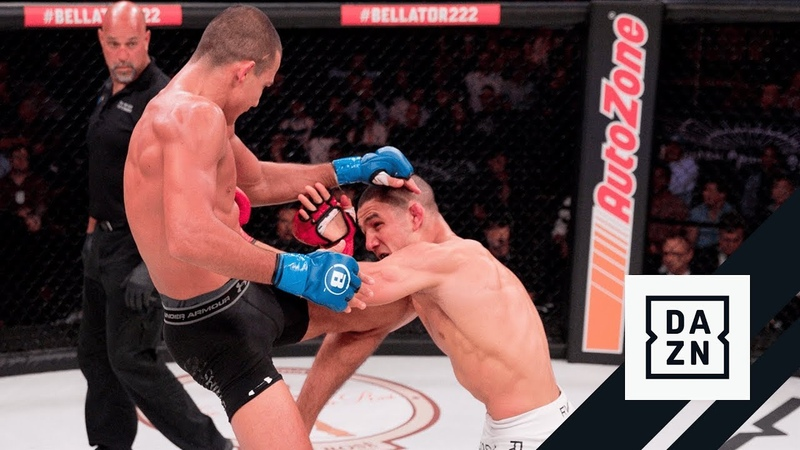 Bellator 222 Aaron Pico vs. Adam Borics