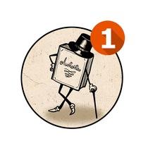 Логотип Литота / Рок и литература