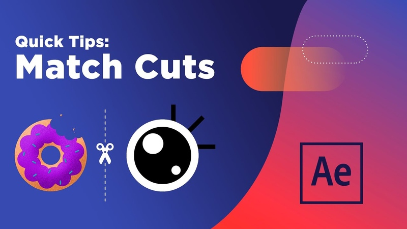 Master Motion Design Using Match Cuts in Animation