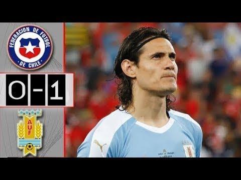 🔥 Чили - Уругвай 0-1 - Обзор Матча Кубок Америки 25/06/2019 HD 🔥
