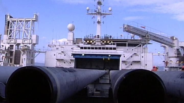 Вести.Ru: Российский газовый спрут вытянет еще одно щупальце в Европу
