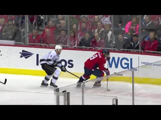 Top 10 Evgeny Kuznetsov plays from 2018-19