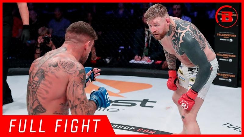 Full Fight Charlie Ward vs. Justin Moore Bellator 223