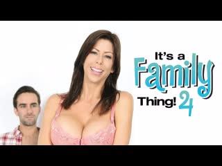 Alexis Fawx, Emily Willis, Emma Hix, Sadie Holmes - It's A FamilyThing 4 [ElegantAngel] Teen MILF Big Tits Ass Anal Инцест