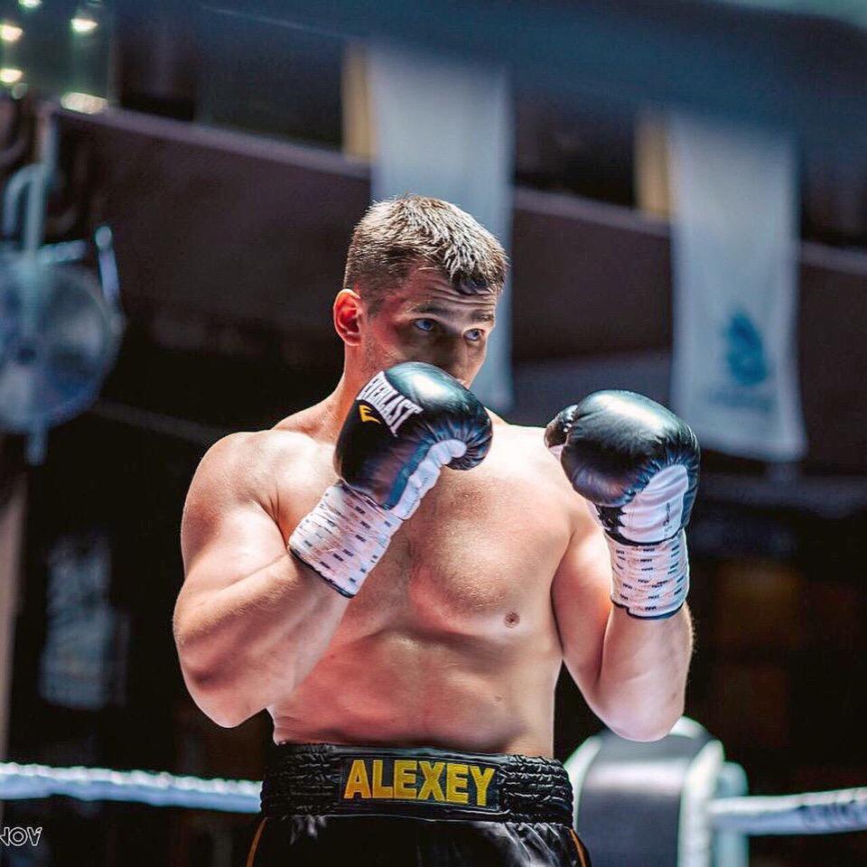 алексей папин бокс