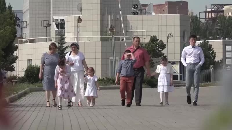 Денис Пушилин Многодетные семьи это г mp4