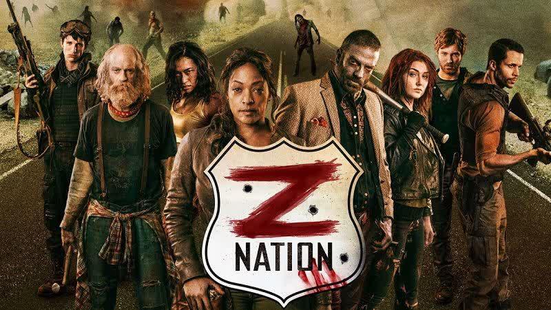 Нация Z 5 сезон 1 13 серия
