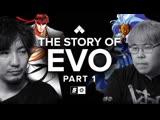 История EVO Часть 1 (RUS)