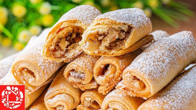 К Чаю Я больше в магазине НЕ ПОКУПАЮ Вкуснейшее Печенье с Орехами