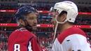 Hurricanes Capitals shake hands after 2OT Game 7 thriller