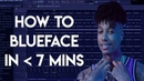 How to Blueface in Under 7 Minutes   FL Studio Beat and Bars Tutorial