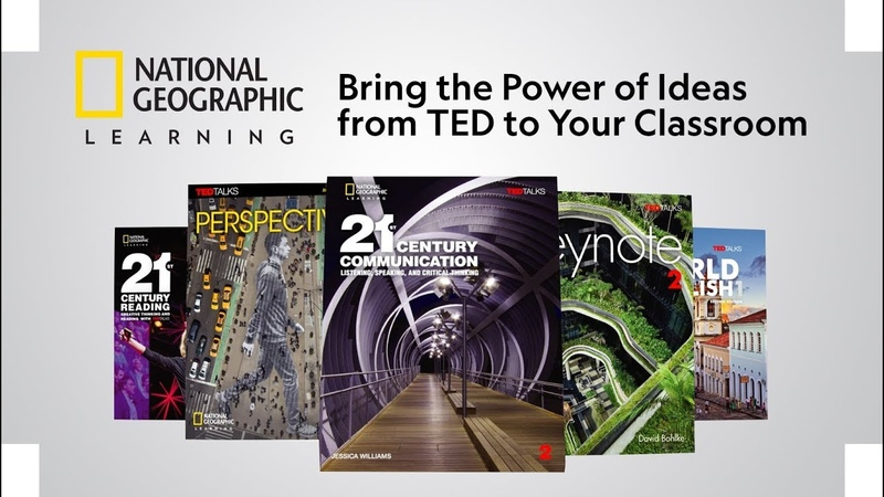 Bring the Power of Ideas from TED to Your Classroom