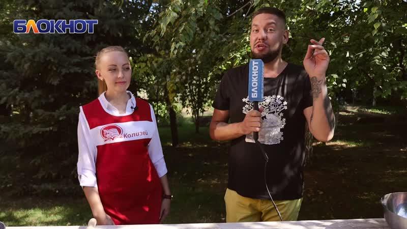 Елена Кудряшова осталась довольна тем, как приготовила вареники с грибами