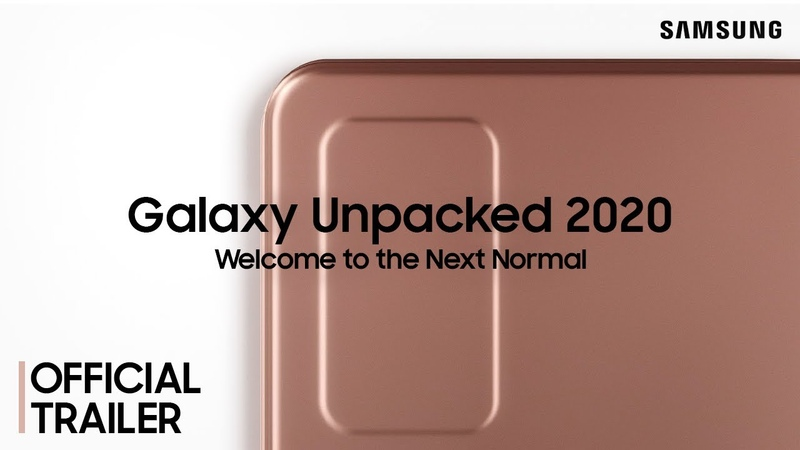 Galaxy Unpacked August 2020 Official Trailer 2 | Samsung