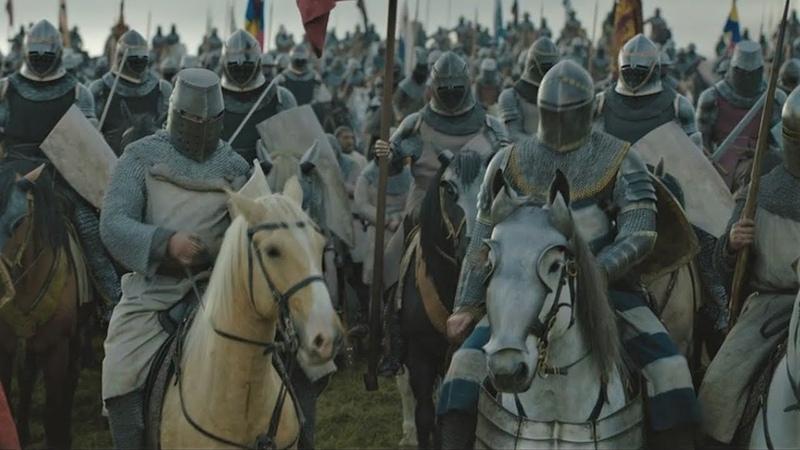 The Battle of Loudoun Hill   Outlaw King (2018) Final Battle Scene