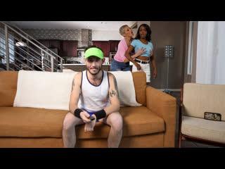 Ryan Keely, Jezabel Vessir - You Deserve Better (MILF, Big Ass, Big Tits, Black Hair, Boyshorts, Dark Skin, Ebony, Lesbian)