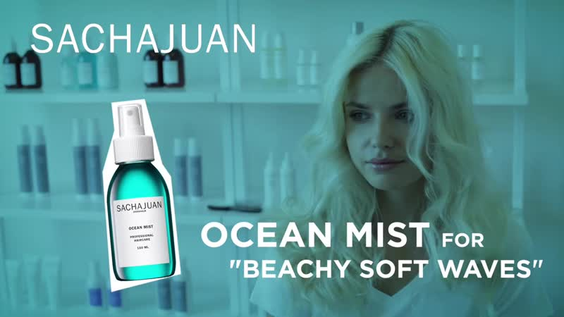 How to get Beachy Waves with