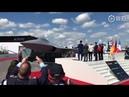 Презентация европейского истребителя пятого поколения Next generation fighter от Dassault Aviation