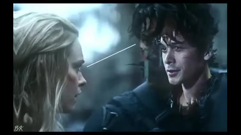 Bellarke | tululututuuu cant wait for Bellamy to be her last memory but not forget him bc yknow, she promised