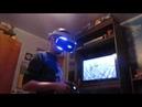 Дмитрий Ешков в виртуальной реальности PS4 VR стадионы ЧМ по футболу в России 2018 и Нью Йрк