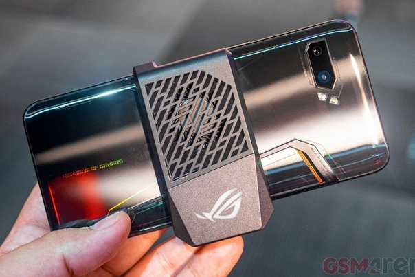 ASUS представила игровой смартфон ROG Phone II