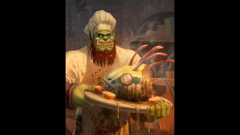 World of Warcraft Classic прокачка кулинарии с 225 (орда)