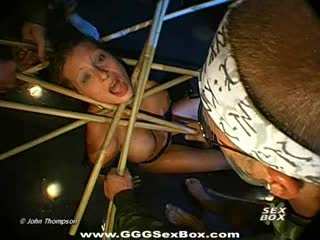 [GGG] SexBox 26 - Melanie Moon [BDSM, Big Tits, Blowjob, Cumshot, Facial, Hardcore, Humiliation, Golden shower, Piss Drinking]