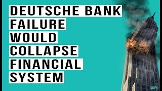 "Deutsche Bank €43 Trillion Derivatives Are UNRAVELING! New ""Bad Bank"" Being Created"