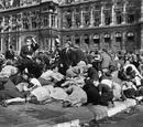 Освобождение Парижа в фотографиях