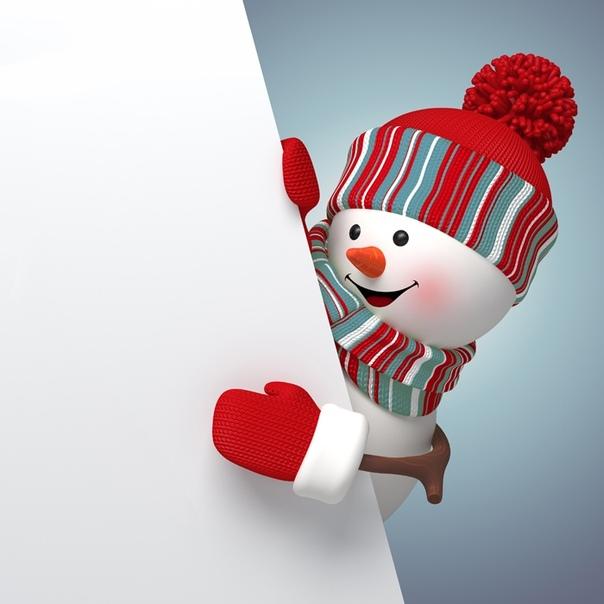 Снеговики на окошко Шаблон прилагается.