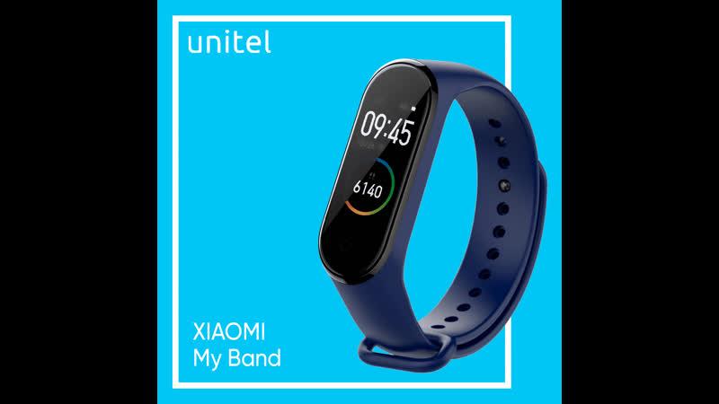 Xiaomi my band