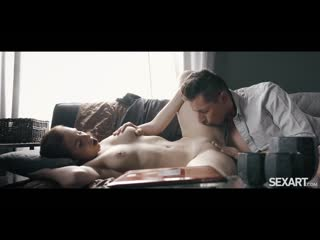 [SexArt] Antonia Sainz & Nick Ross - Butt In [, All Sex, Couch, Handjob, Cum in Mouth, 1080p]
