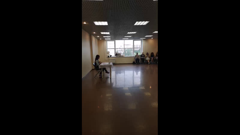 День 2 Методика воспитания танцора